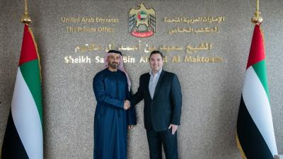 Reviver Partners with SEED Group and The Private Office of Sheikh Saeed bin Ahmed Al Maktoum to Bring a Digital License Plate Platform to the United Arab Emirates and MENA